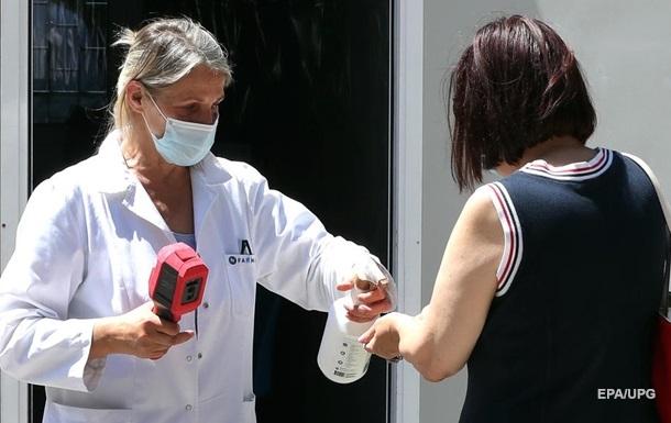 Коронавирус в Украине: за сутки заболели 1489 человек