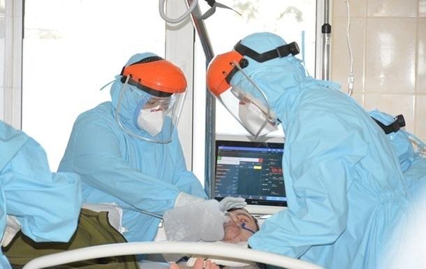 Украина обогнала Казахстан по количеству больных коронавирусом