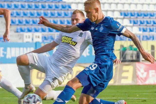 Суркис высказался о работе Луческу в «Динамо»