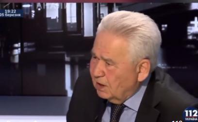 Витольд Фокин оправдывал российскую аннексию Крыма