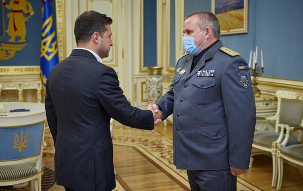 Зеленский назначил Галагана новым командующим ССО