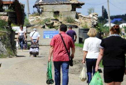 На Донбассе заблокирован доступ людей к пенсиям – HRW