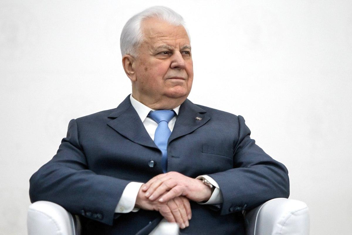 Кравчук заявил, что готов вести с Медведчуком диалог о Донбассе