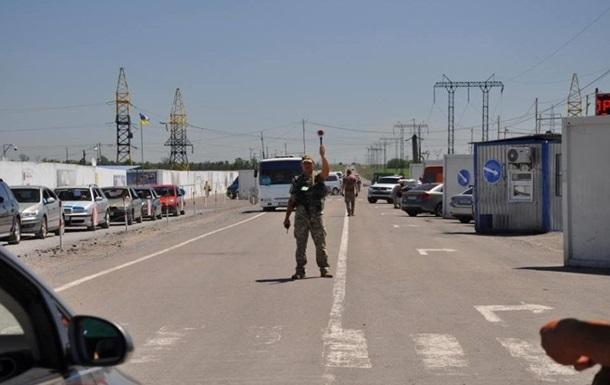 Украина закрывает админграницу с Крымом