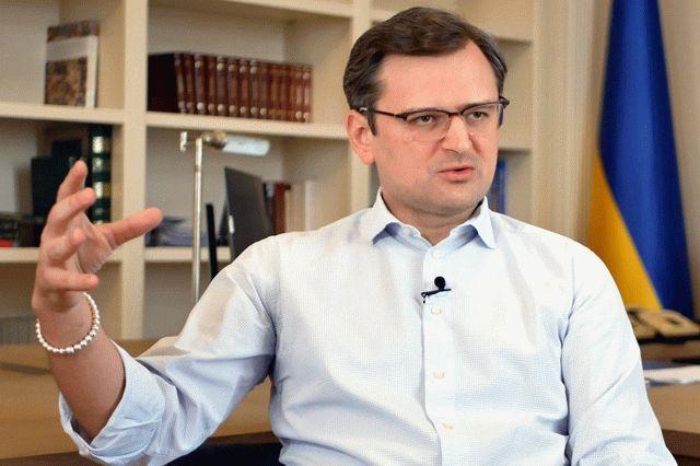 Кулеба ответил на обвинения Путина в адрес Украины