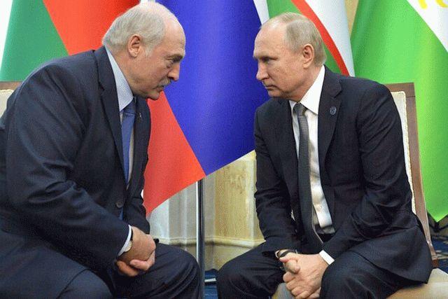Лукашенко договорился с Путиным о задержанных боевиках ЧВК Вагнера