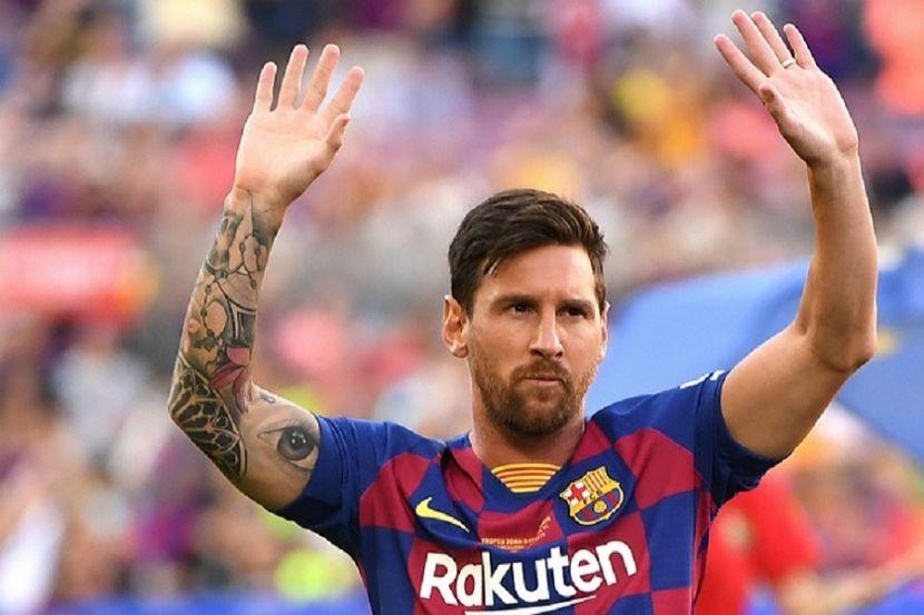 Месси в матче с «Наполи» обновил рекорд Лиги чемпионов