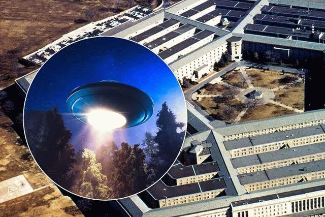 Военные США займутся изучением контактов с НЛО