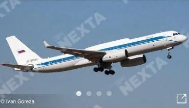 В Минск прилетел самолет ФСБ России