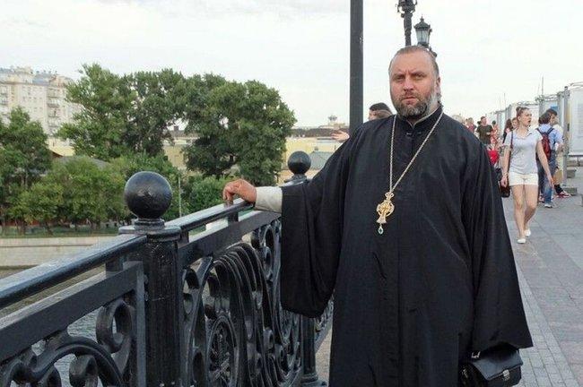 Священник с западной Украины поздравил Путина с днем ангела