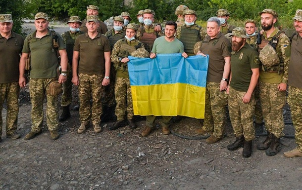 Зеленский высказался о дальнейших планах по Донбассу