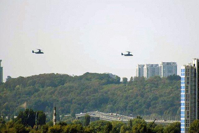НАТО и Россия проводят авиационные учения в Черном море