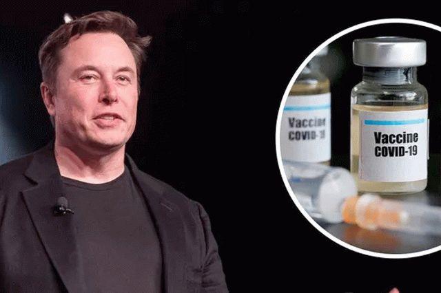Маск хочет купить немецкую компанию по выпуску вакцин