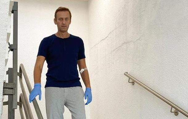 Навальный рассказал о своем состоянии после выхода из комы