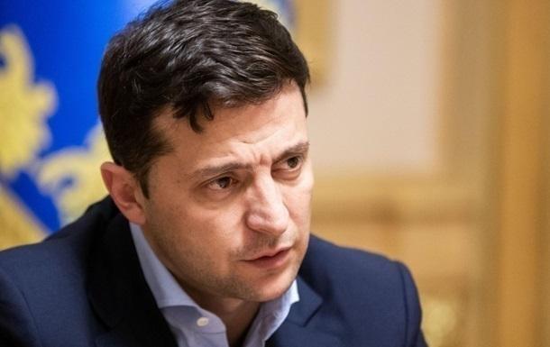Зеленский заявил о гуманитарной катастрофе в ОРДЛО