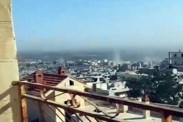 В Ливии войска ПНС захватили российский военный вертолет