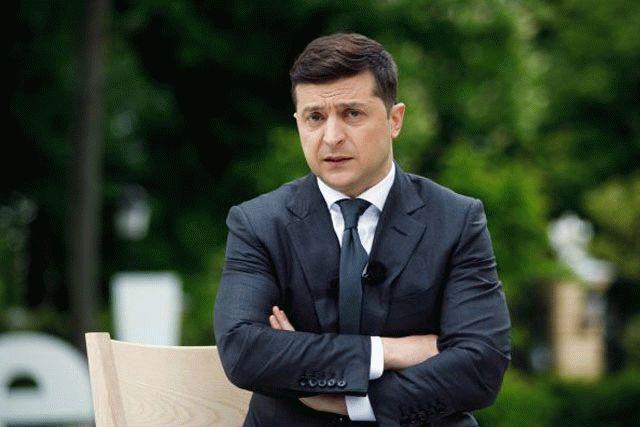 Зеленский прокомментировал исключение Лероса из фракции СН