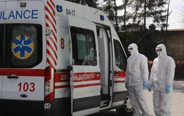 В Украине новый суточный антирекорд заболеваемости коронавирусом