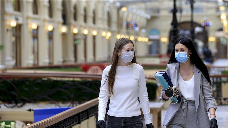 В России количество заражений коронавирусом достигло миллиона