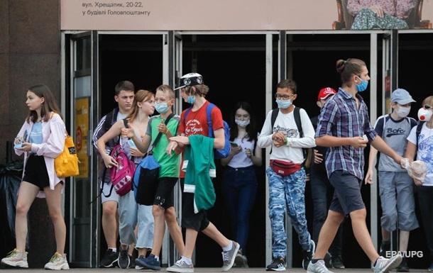 В Украине коронавирусом заболели еще 2.5 тысячи человек