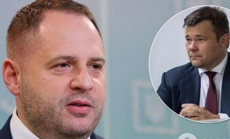 Ермак ответил на слова Богдана о тайных соглашениях с Россией
