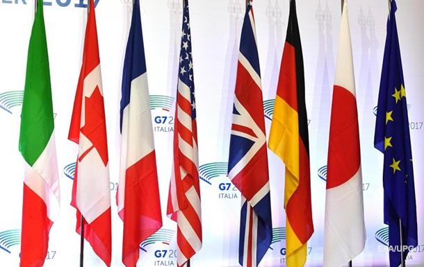 Послы G7 предупредили, что Украину могут лишить безвиза и кредита