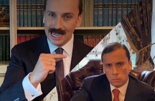 Максим Галкин спародировал разговор Путина и Лукашенко