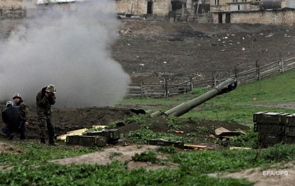 Азербайджан уничтожил системы ПВО Армении