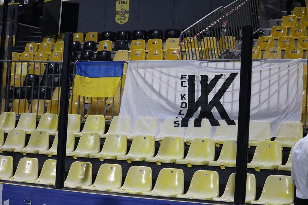 «Колос» победил в своем дебютном матче в Лиге Европы