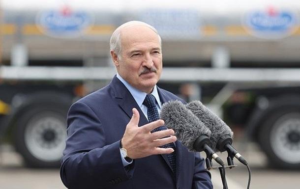 Лукашенко повторил обвинения Лаврова в адрес Украины