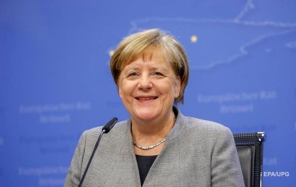 Меркель высказалась о протестах в Беларуси