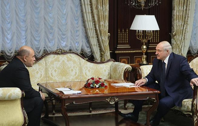 Россия договорилась с Лукашенко о будущем Союзного государства