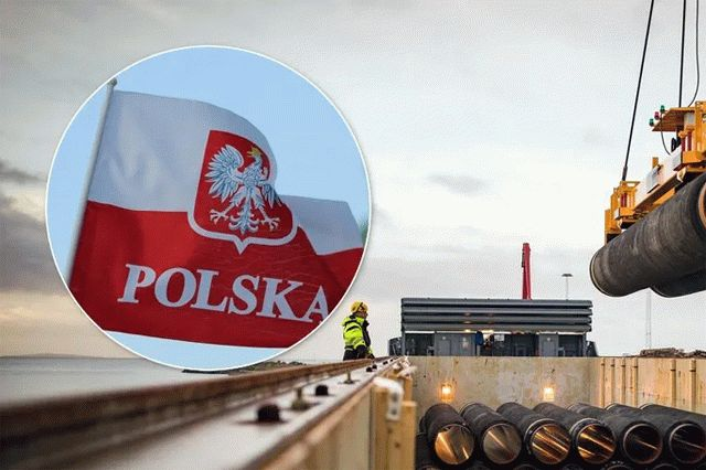 Германии предложили качать норвежский газ через Польшу
