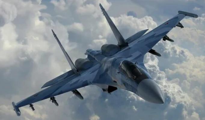 В России потерпел крушение истребитель четвертого поколения Су-30
