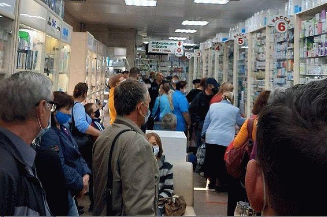 В ОРДО закончились ресурсы для лечения больных COVID