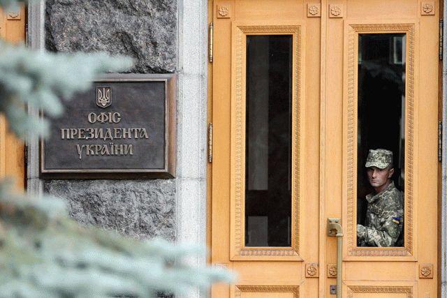 В Офисе президента вспышка COVID-19