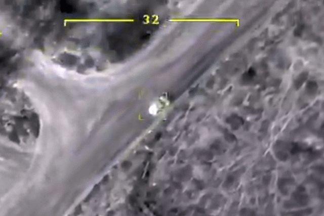 Азербайджан уничтожил министра обороны Нагорного Крарабаха, видео