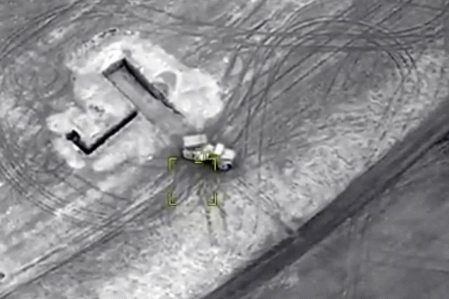 Армия Азербайджана захватила армянские танки