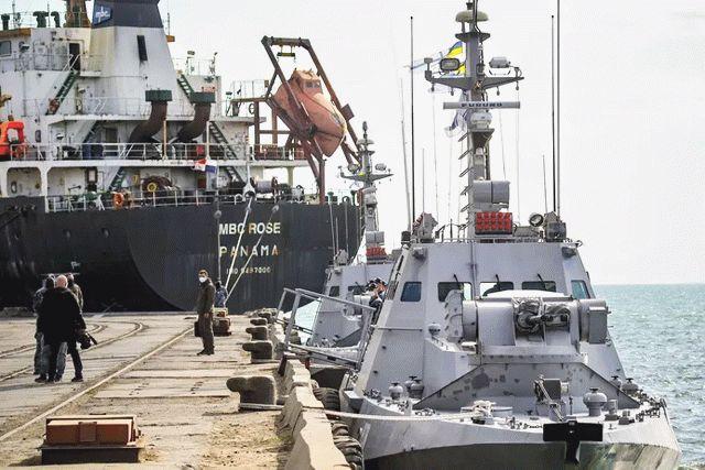 На Банковой заявили о создании новых военно-морских баз