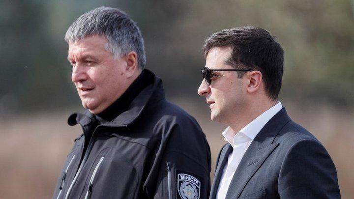 Аваков отреагировал на слова Зеленского о сдаче Крыма