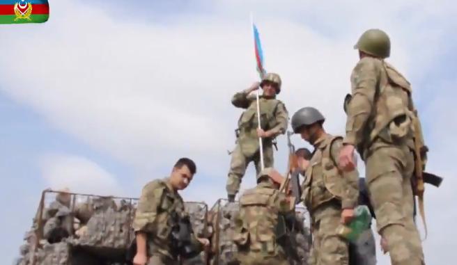 Азербайджанцы окружили стратегический узел обороны армян в Карабахе