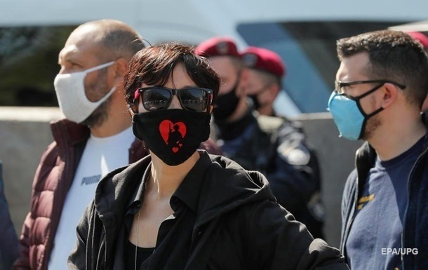 В Украине новый суточный максимум по заражению коронавирусом