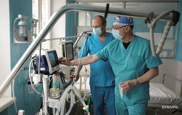 В Украине коронавирусом заразились еще 5.8 тысяч человек