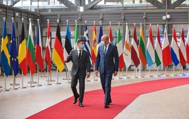 На саммите Украина-ЕС подписали ряд соглашений