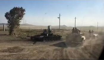 Азербайджан нанес удары по Степанакерту: уничтожены три танка и баллистический ЗРК «Скад»