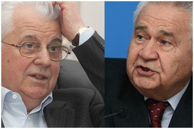 Кравчук высказался о решении президента по отстранению Фокина