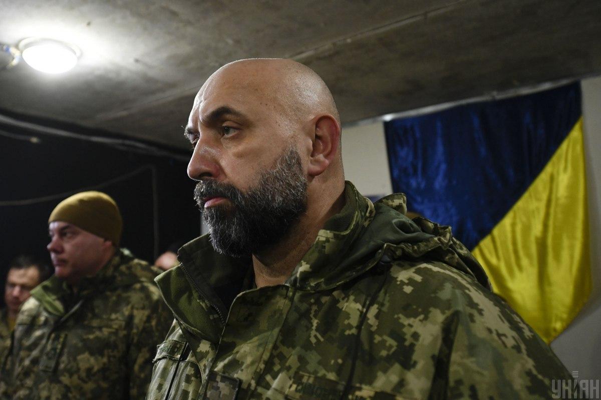 Кривонос рассказал, как ВСУ могут освободить Донбасс