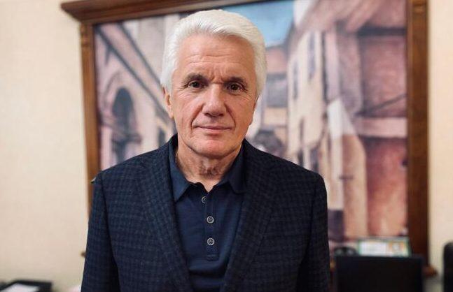 Литвин назвал Кравчука «патентованной политической проституткой»