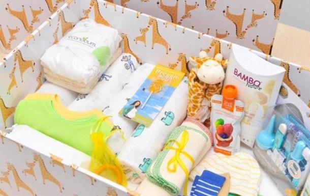 Зеленский вернул «натуральный» пакет малыша