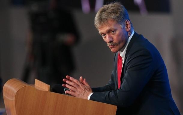 Кремль ответил на вопрос Зеленского по Будапештскому меморандуму
